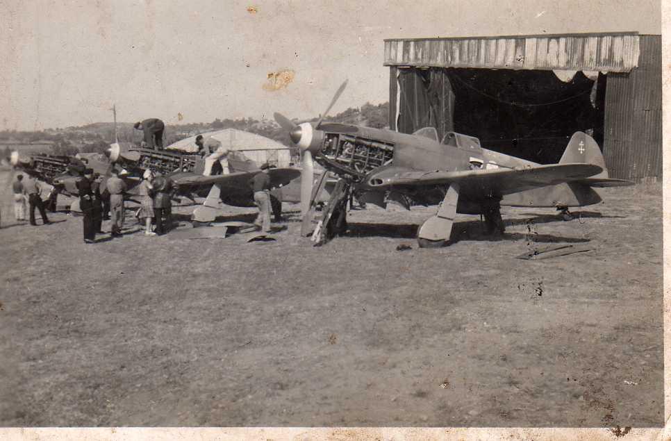 Photos de Yak3 du N.N trouvé sur Pégase TV Yak3-2